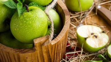 Yesil elma detoksu