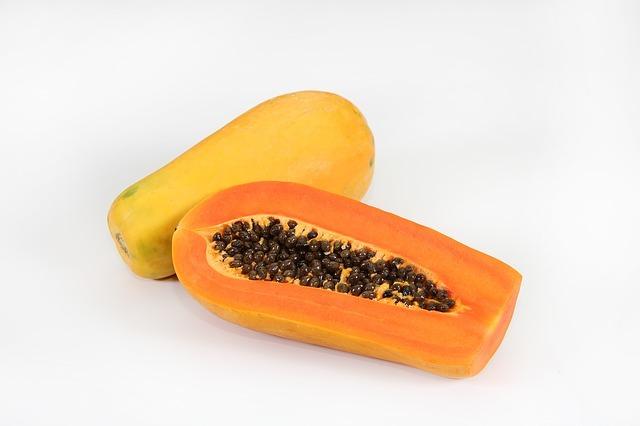 göğüs büyütmek için papaya